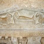Milano, Sant'Ambrogio , Sarcofago di Stilicone. Picture by Giovanni Dall'Orto via Commons.